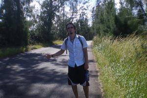 Hitch Hiking in Hawaii