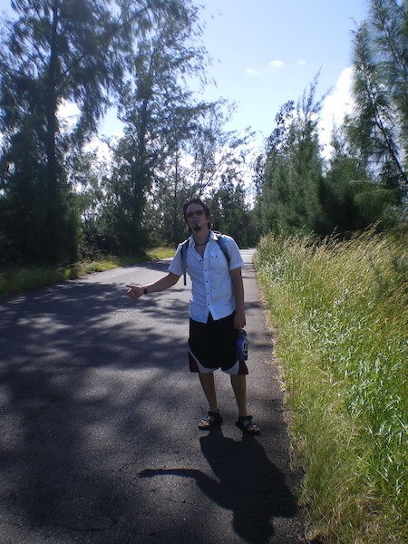 The Art of Hitch Hiking