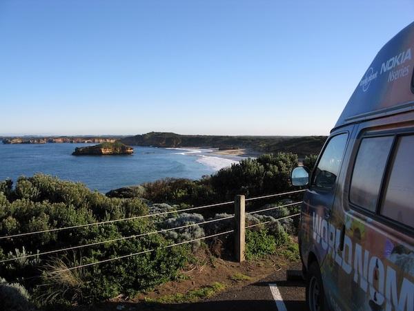 Winding Along Australia's Great Ocean Road