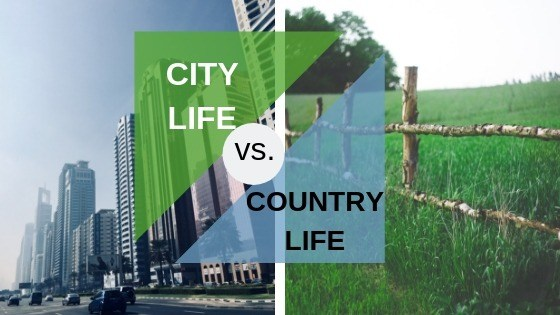 City Life vs Country Life: An Unbiased Analysis