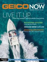 GEICO Now Cover