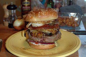 Australian Hamburgers