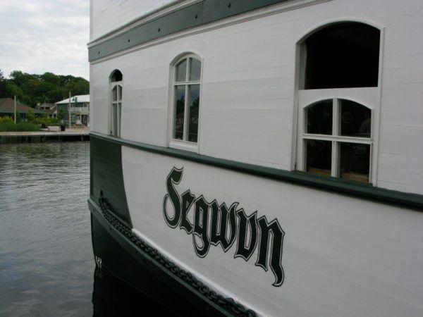 Segwun boat
