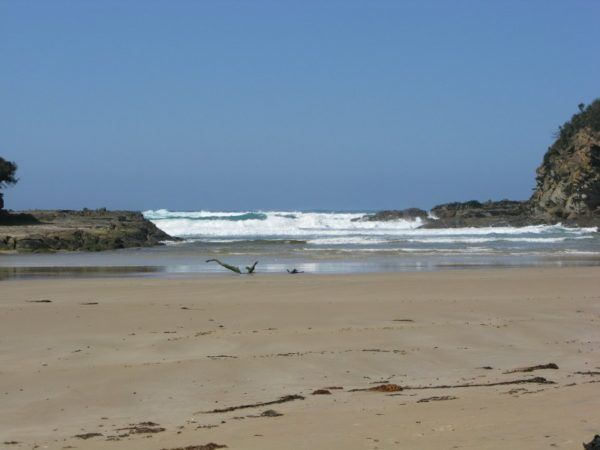 Cape Otway beach