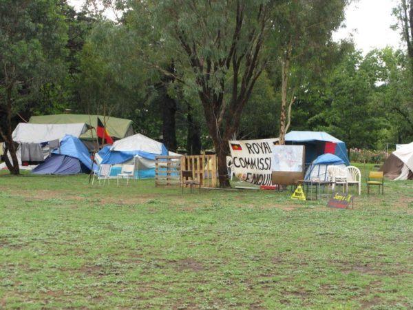 Tent embassy