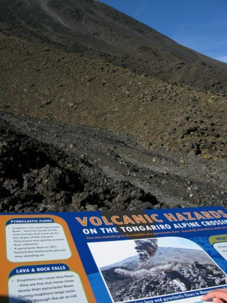 Volcanic Hazards to be heeded! Check the Tongariro National Park Weather
