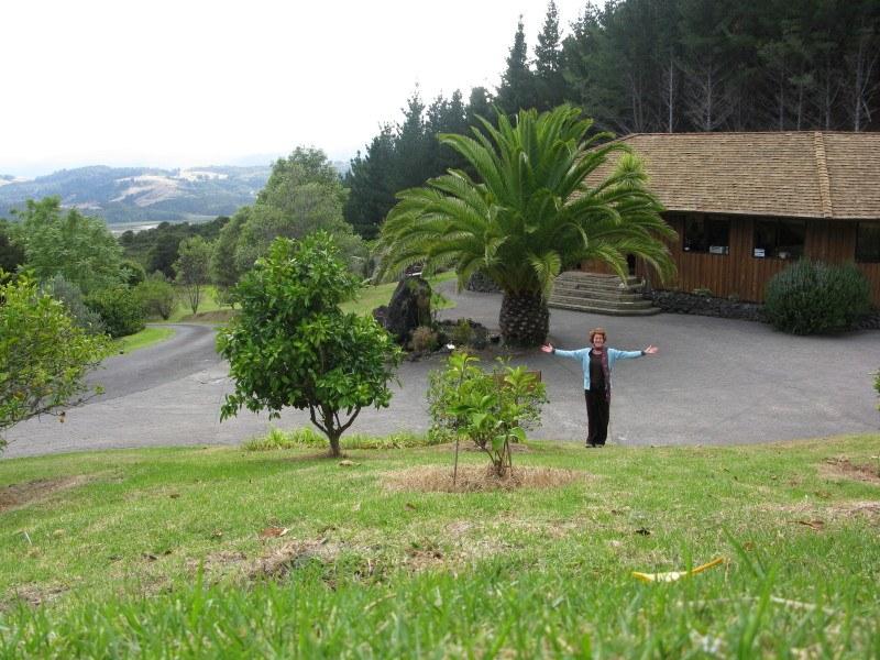 Living at Mana Retreat