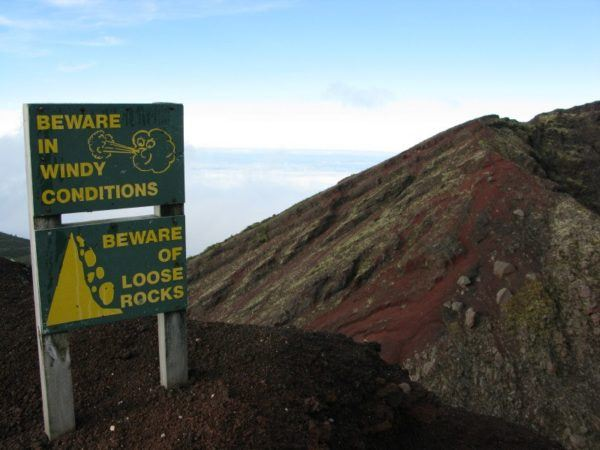 precarious peaks