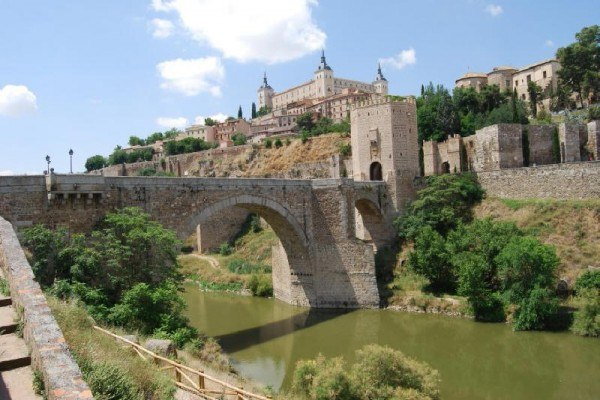 picture-perfect views of Toledo