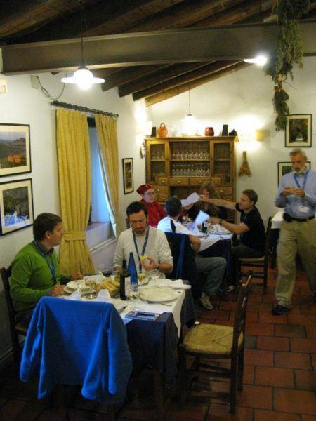 Valdevilla countryside resort in Spain, while volunteering at Vaughan Town