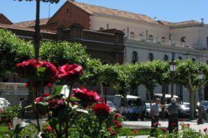 Alcala's beautiful historical district