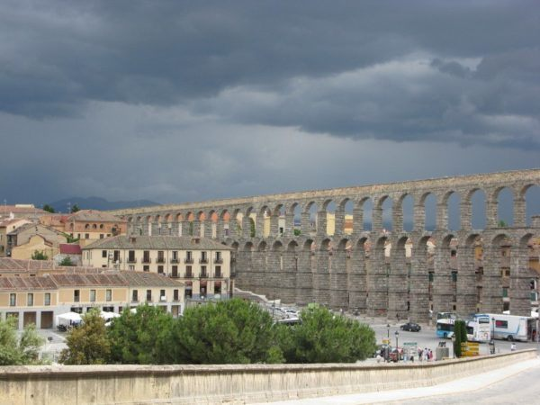 Segovia's aqueduct