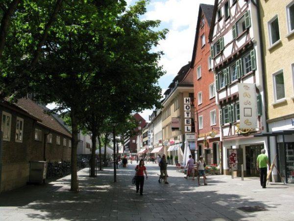 streets of Ulm