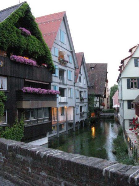 Ulm canal