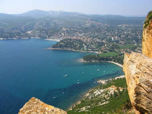 highest cliff in France