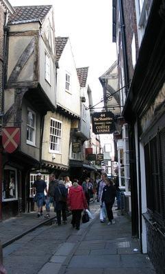 York city streets