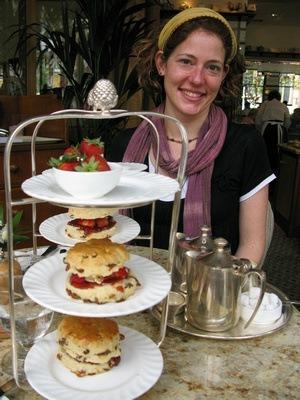 Yorkshire tea...in York!