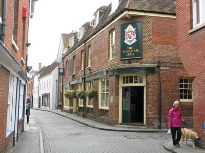 English Pub Culture, and The Pub Dog