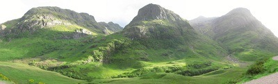 Scotland: The Festivals, The Highlands, The Food, The Weather