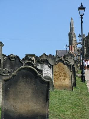 Dracula's weather-beaten haunt