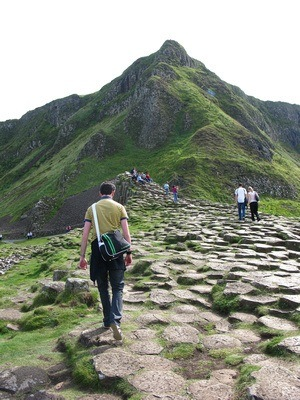 """amazing """"architecture"""" of Giant's Causeway in Ireland"""