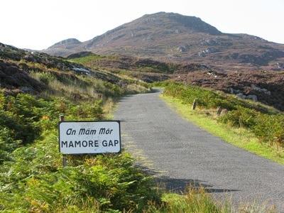 Ireland: The Causeway, and Mamore Gap