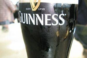 Ireland: a pino o Guinness