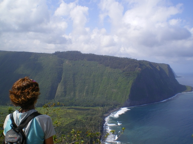 Admiring Hawaii, lifestyle extremes and all