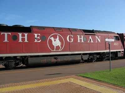 Taking The Ghan Train from Darwin to Adelaide – Day One