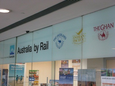 Taking the Indian Pacific Train Across Australia: PART ONE