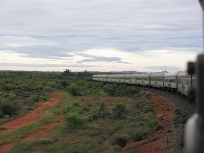 Taking the Indian Pacific Train Across Australia: PART TWO