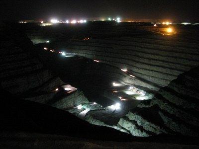 Kalgoorlie's super pit