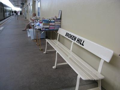 Broken Hill wares for sale