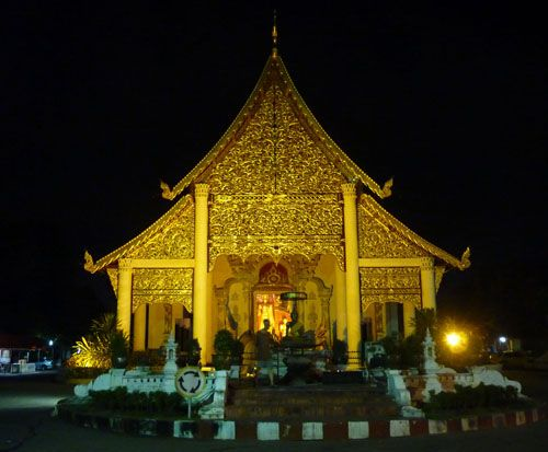 Chiang Mai - Temple