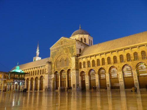 Damascus-Umayyad-Mosque