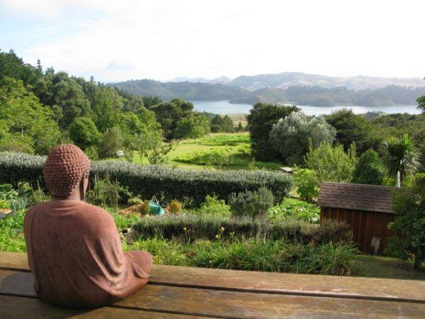 Mana Retreat, New Zealand