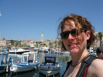 Nora Dunn in France