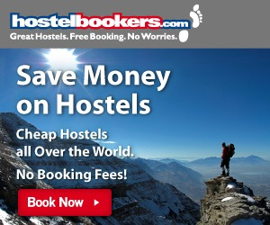 HostelBookers to the rescue!