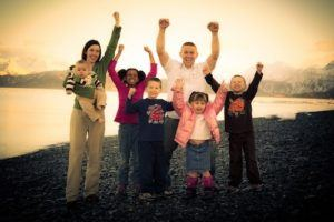 Discover Share Inspire family