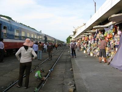 13 Random Experiences on Asian Trains