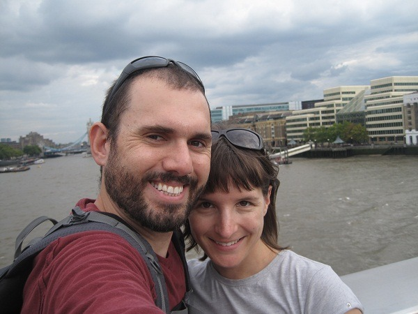 A Week-In-The-Life of Andrea & John: Inspiring Travellers