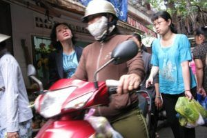 bike culture in Saigon