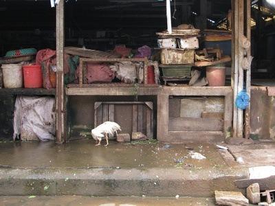 dirty market