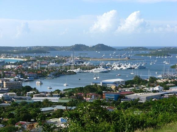 St Martin, Simpson Bay