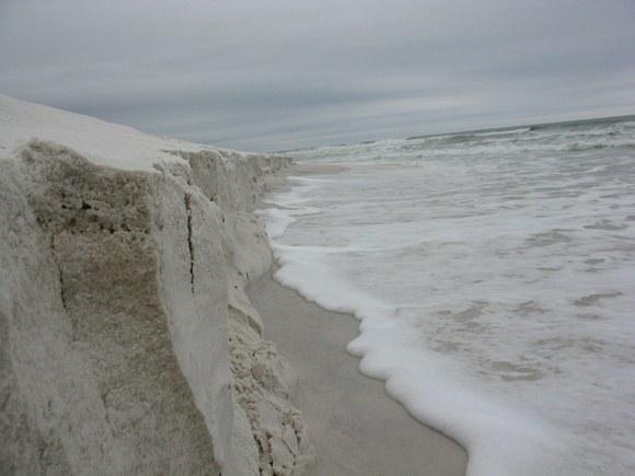 Emerald Coast sand