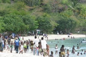 Easter Sunday in Grenada