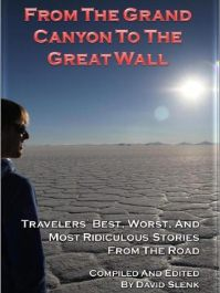 From the Grand Canyon to the Great Wall: I'm Published (Again)!