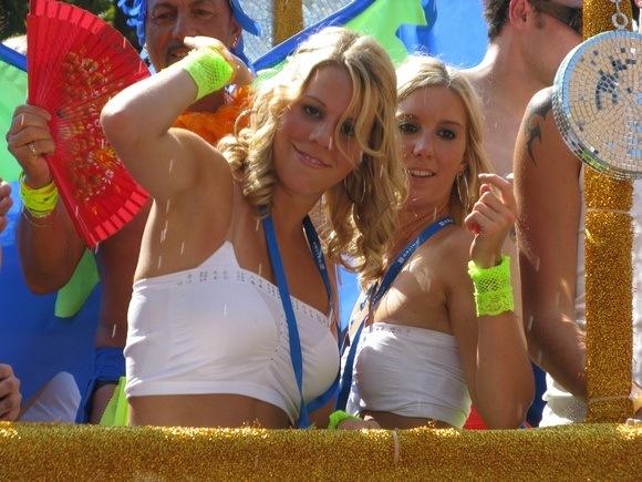 Britney Spears impersonators