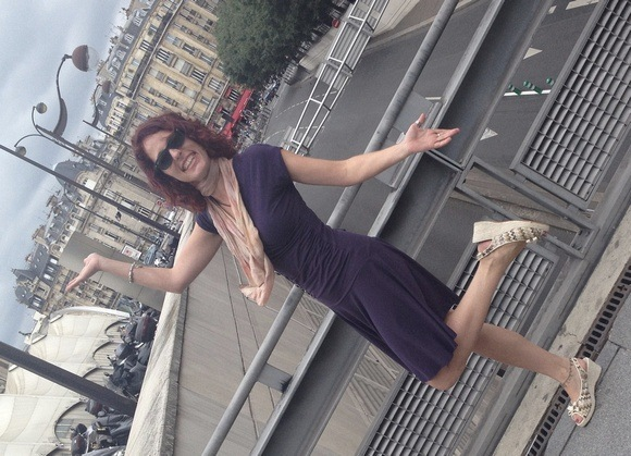 Anatomie's Monika travel dress - the best travel clothes brand I've ever owned
