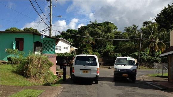 Unique Transportation: Buses in Grenada
